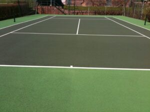 Tennis Court Specialists Brown Lees